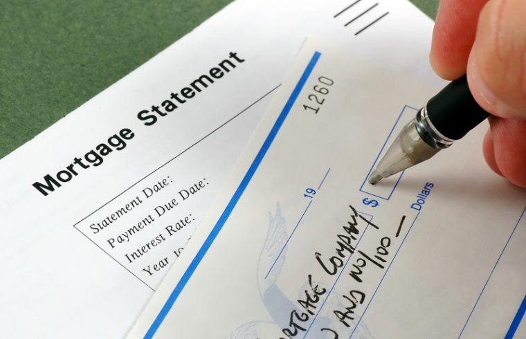 Escrow your insurance payments with your mortgage payments